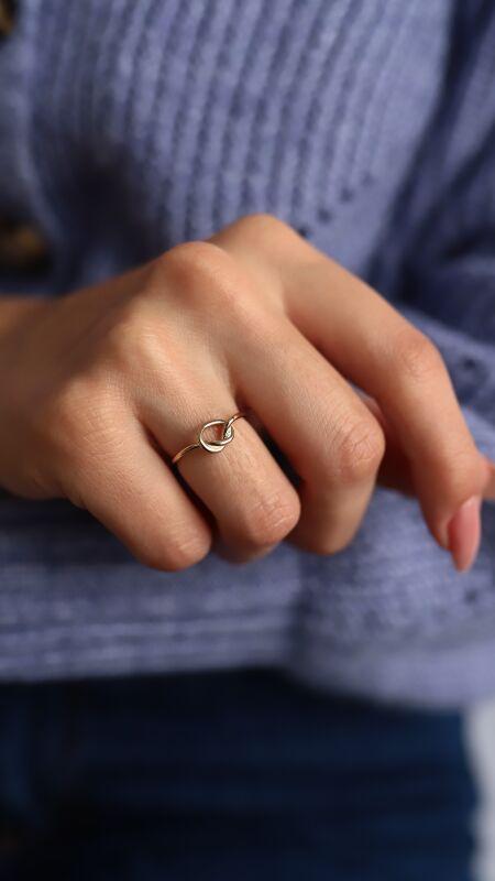 - Mini Düğüm Yüzük