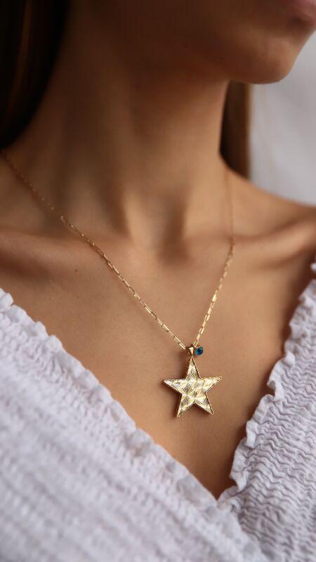 - Ataş Zincir ve Yıldız Kolye